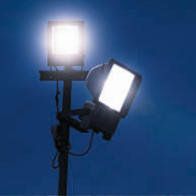 Secure One Home and Business Security Lighting
