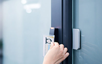Secure One Home and Business Security Door Access