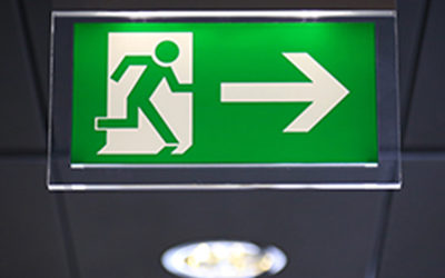 Secure One Home and Business Security Emergency Lighting