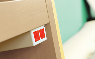 Secure One Home and Business Security Panic Button